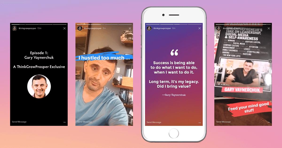 instagram tv story vs facebook