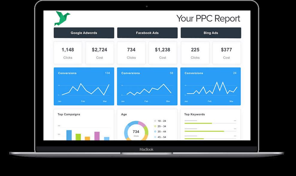 ppc reporting platform