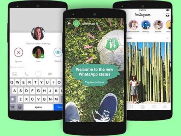 WhatsApp-status-Snapchat-instagram-story