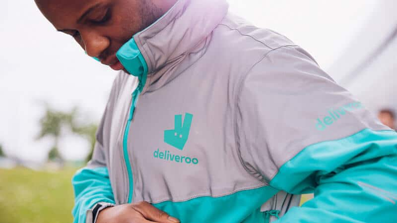 deliveroo jersey brand
